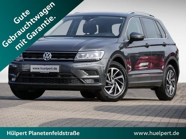 Volkswagen Tiguan 2.0 TDI Sound LED NAVI DYNAUDIO STHZ CAM APP-CONN ACC ALU17, Jahr 2018, Diesel
