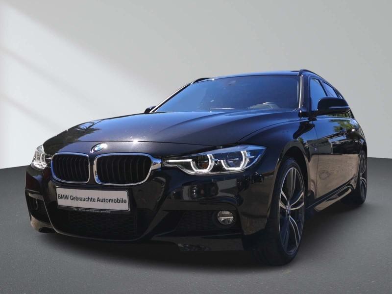 BMW 340i xDrive Touring M Sport Automatic Navi Prof, Panoramadach, Head-Up, M Paket, uvm., Jahr 2017, Benzin