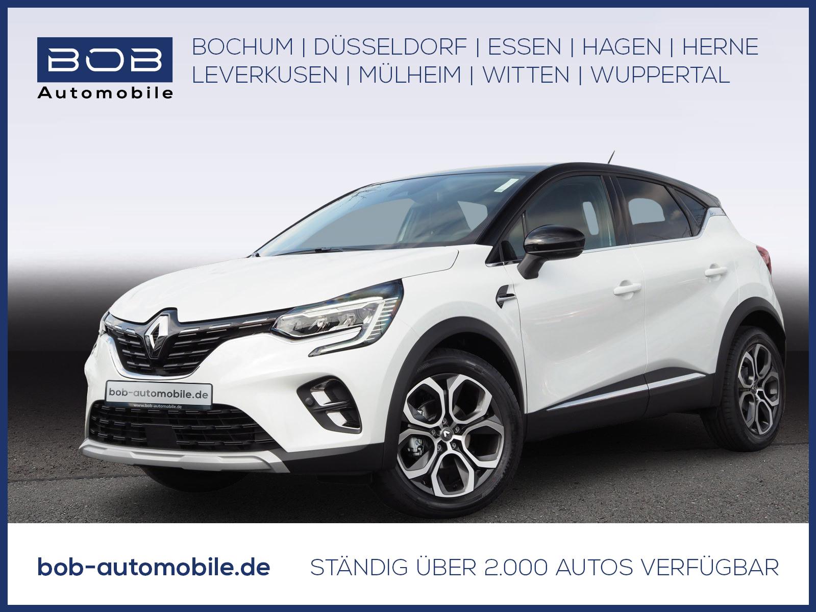 Renault Captur INTENS TCe 140 EDC NAVI PDC KLIMA LM-Felg, Jahr 2021, Benzin