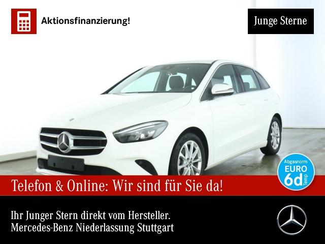 Mercedes-Benz B 180 Navi Premium LED Laderaump Spurhalt-Ass PTS, Jahr 2019, Benzin