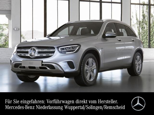 Mercedes-Benz GLC 300 de 4M AHK+LED+Kamera+Spur+Totw+Keyless+9G, Jahr 2021, Hybrid_Diesel