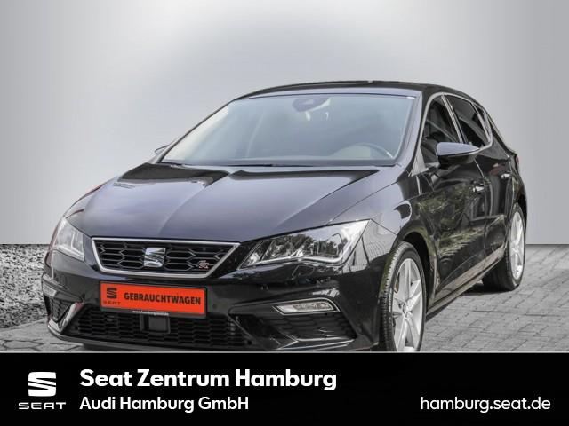 Seat Leon 1,8 TSI FR DSG SITZHZG PDC, Jahr 2017, Benzin