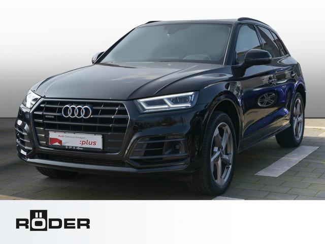 Audi Q5 S line 3.0 TDI quattro tiptronic Matrix LED AHK VC ACC Navi, Jahr 2018, Diesel