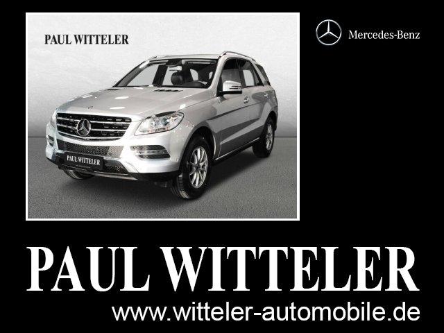 Mercedes-Benz ML 250 BlueTEC 4MATIC Off-Roader Navi/Scheckheft, Jahr 2014, Diesel