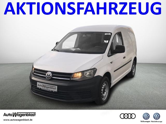 Volkswagen Caddy Kasten 1.6TDI PDC+TRENNWAND+BLUETOOTH, Jahr 2015, Diesel