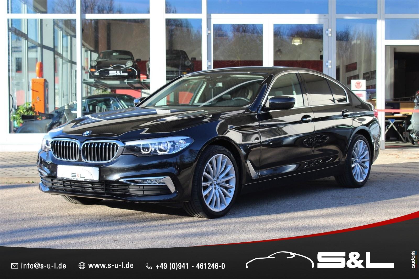BMW 540d xDrive Luxury /Exklusiv-Nappa/Komfortsitze, Jahr 2018, Diesel