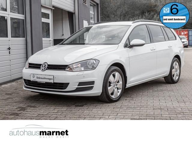 Volkswagen Golf VII Variant 1.2 TSI Trendline Klima PDC AHK, Jahr 2015, Benzin