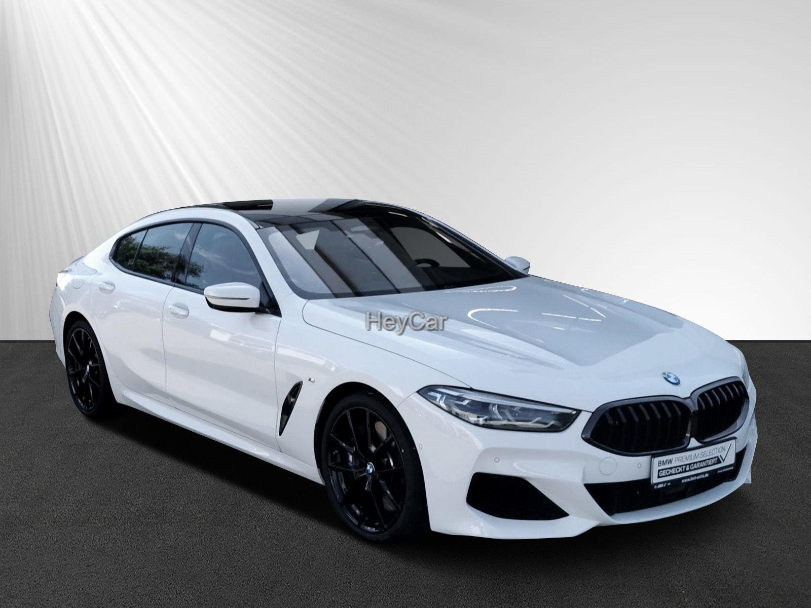 BMW 840i Gran Coupe M-Sport ACC Pano-Dach Laser 20'', Jahr 2019, Benzin
