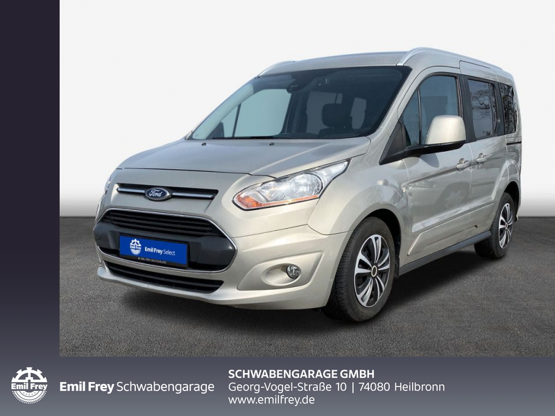 Ford Tourneo Connect 1.0 EcoBoost Start-Stop Titanium, Jahr 2014, Benzin