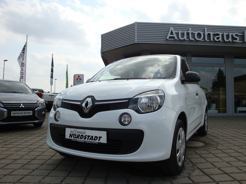 Renault TWINGO 1.0 Life, Jahr 2017, Benzin