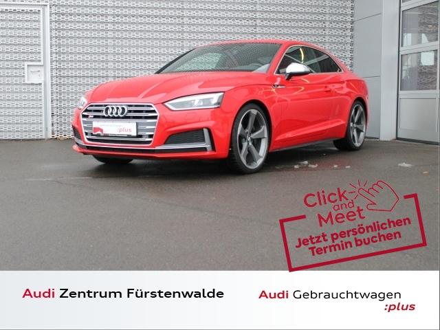 Audi S5 Coupé 3.0 TFSI qu. LEDER+SIHZ+LED+NAVI+TEMPO, Jahr 2017, Benzin