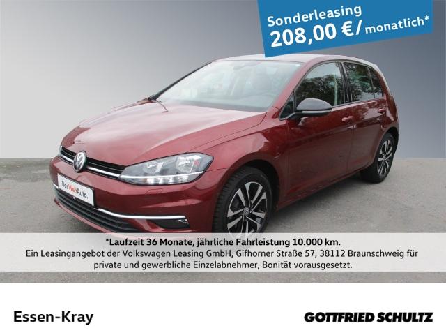 Volkswagen Golf IQ.Drive 1.0 TSI NAVI PDC RFK ACC, Jahr 2019, Benzin