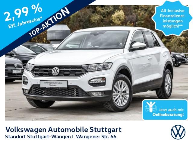 Volkswagen T-Roc 1.6 TDI Navi PDC SHZ, Jahr 2019, Diesel