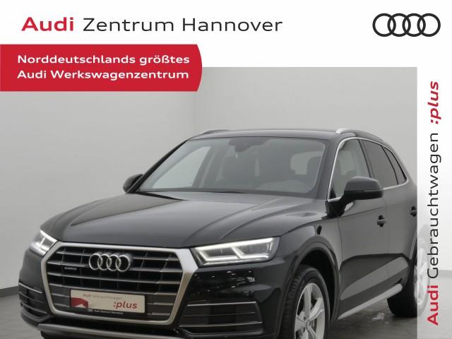 Audi Q5 2.0 TDI qu. Sport, AHK, virtaul Cockpit, LED, Navi, Jahr 2017, Diesel