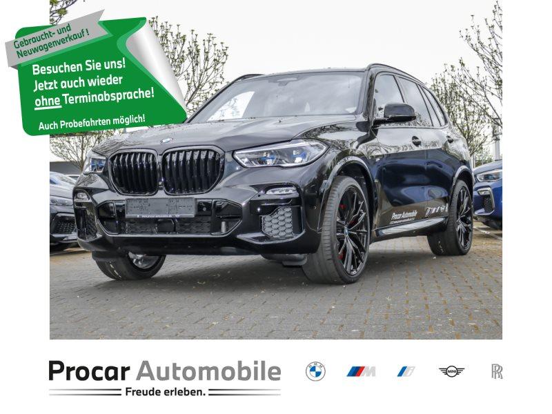BMW X5 xDrive40d Sportpaket Head-Up DAB WLAN Shz, Jahr 2021, Diesel