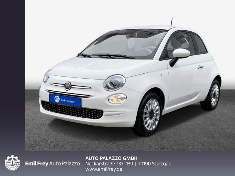 Fiat 500 1.0 Hybrid Lounge 70PS, Jahr 2021, Benzin