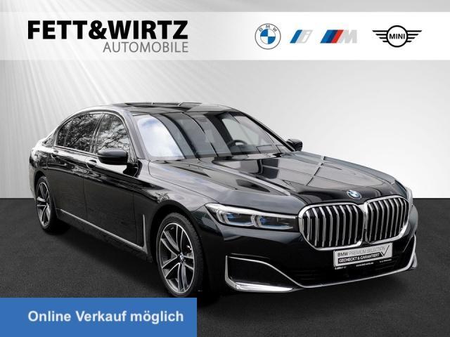 BMW 745Le xDrive Limousine Leas. ab 944,- br. o. Anz, Jahr 2020, Hybrid