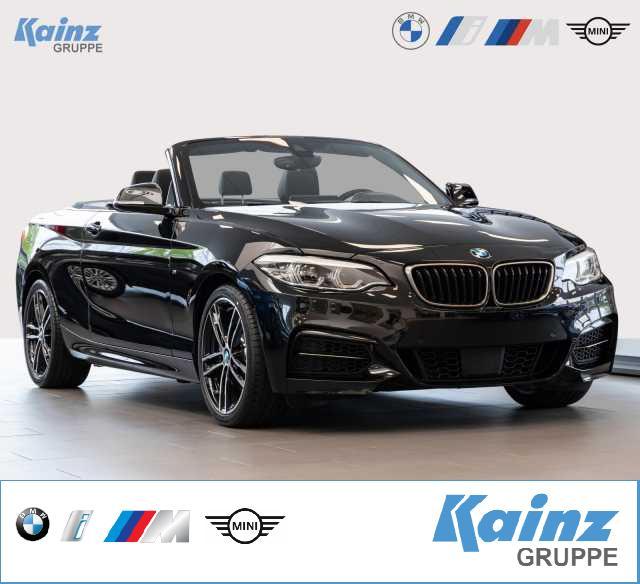 BMW M240i Cabrio Aut. M-Paket/ Navi Prof./ ACC/ Open-Air-Paket, Jahr 2021, Benzin