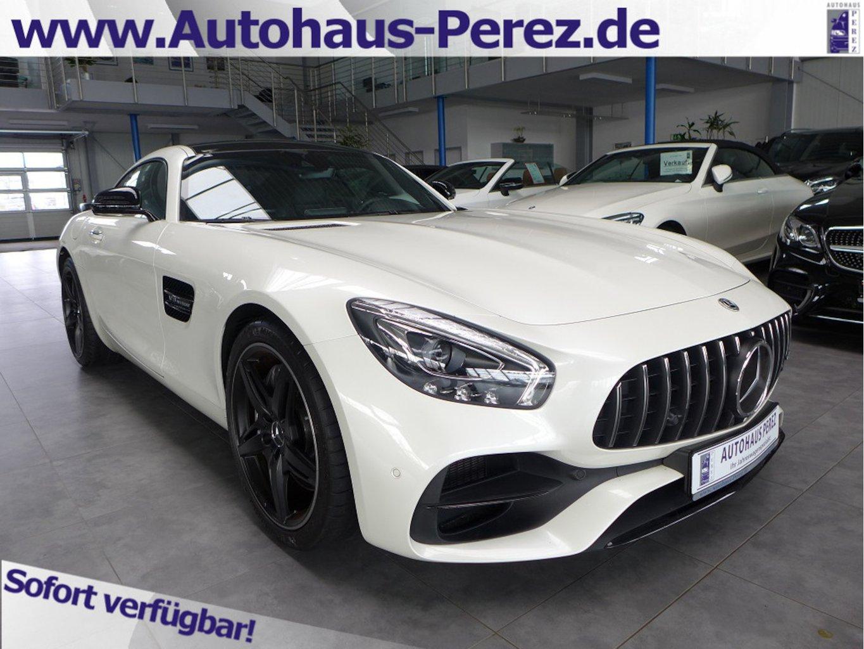 Mercedes-Benz AMG GT NIGHT-PERFO. ABGAS-COMAND-DISTR-PANORAMA, Jahr 2018, Benzin