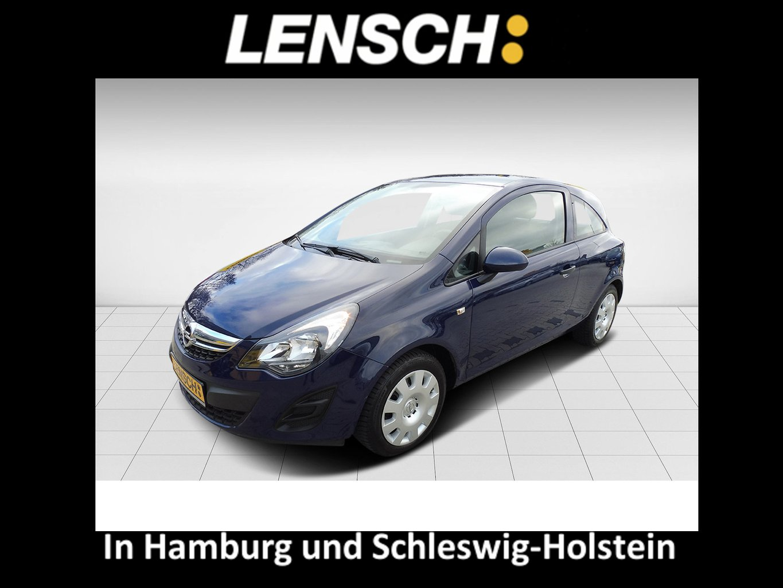 Opel Corsa D Selection* Klima*WKR*, Jahr 2014, Benzin