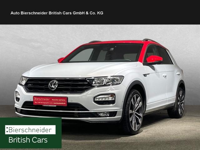 Volkswagen T-Roc 2.0 TDI DSG Sport R-Line ACTIVE-INFO PANO ACC DAB 5. J. GARANTIE, Jahr 2019, Diesel