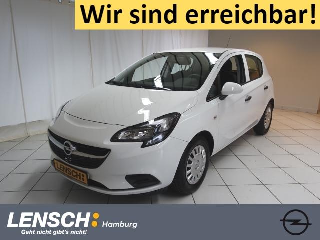 Opel Corsa 1.2 5T Selection KLIMA+ISOFIX+ZV+SV+RDKS, Jahr 2017, Benzin