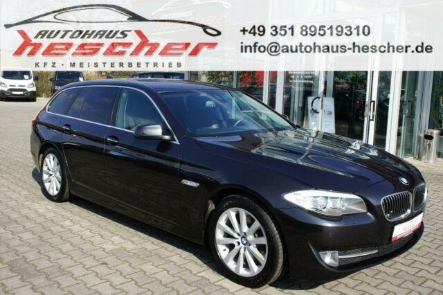 BMW 520d Touring Steptronic*STANDHZG*XENON*NAVI PROF, Jahr 2013, Diesel