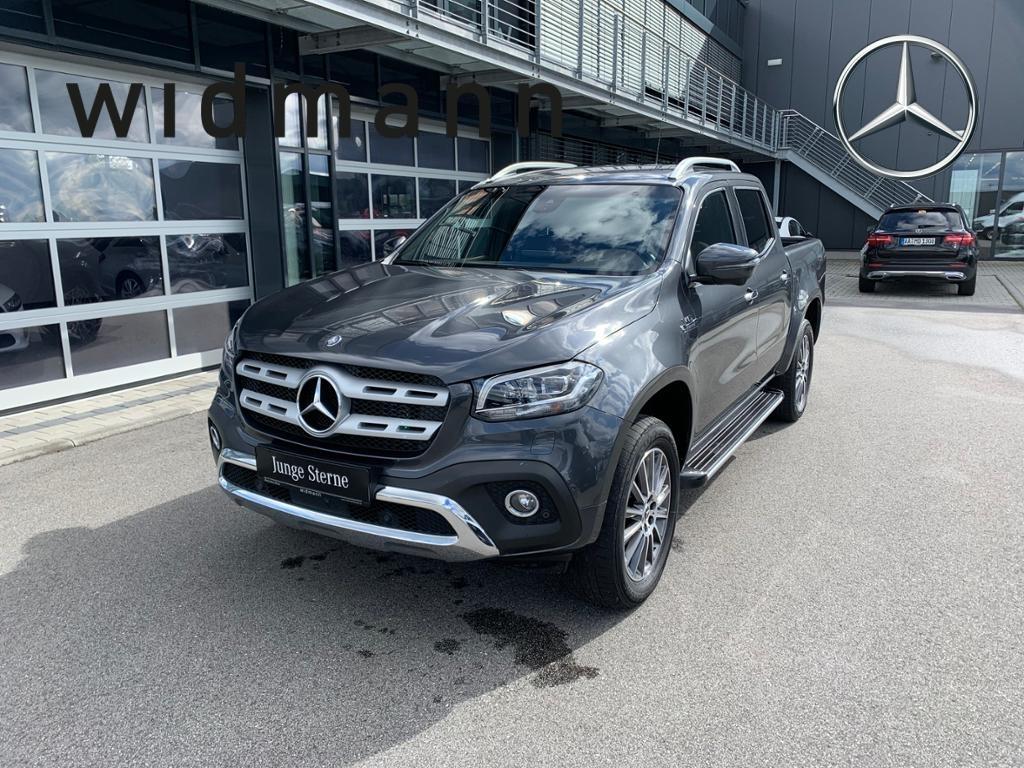 Mercedes-Benz X 350 d 4MATIC POWER EDITION AHK 2xDiff.sperre, Jahr 2018, Diesel