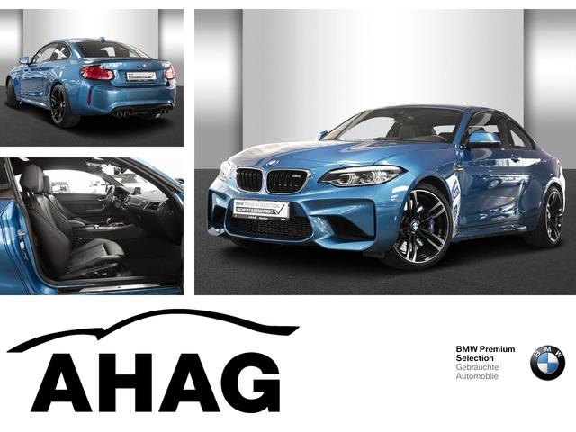 BMW M2 Coupe M* Drivers Package*Harman*Kamera*DAB*, Jahr 2017, petrol
