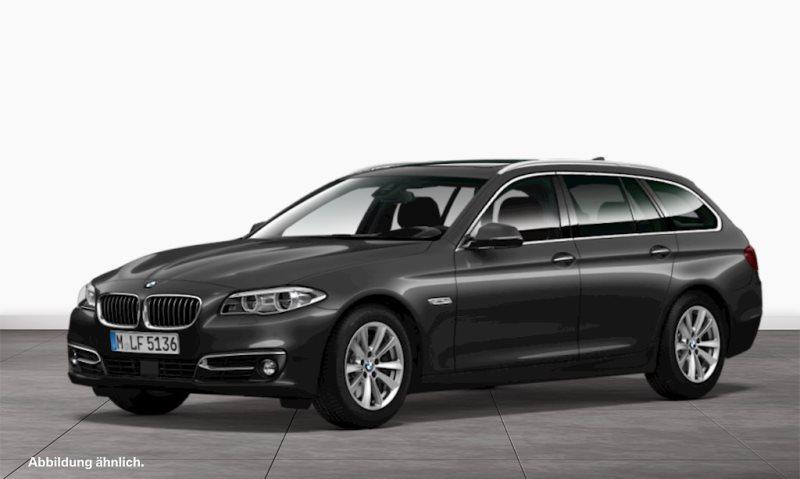 BMW 535d xDrive Touring Luxury Line EURO6 Head-Up HiFi LED RFK, Jahr 2016, Diesel