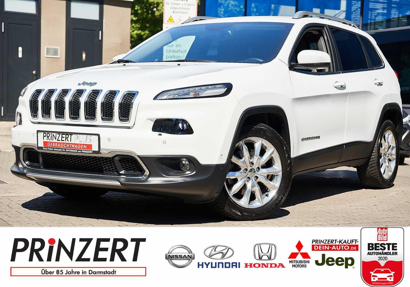 Jeep Cherokee 2.0D MT Limited 2WD Navi&Sound PGD, Jahr 2015, Diesel