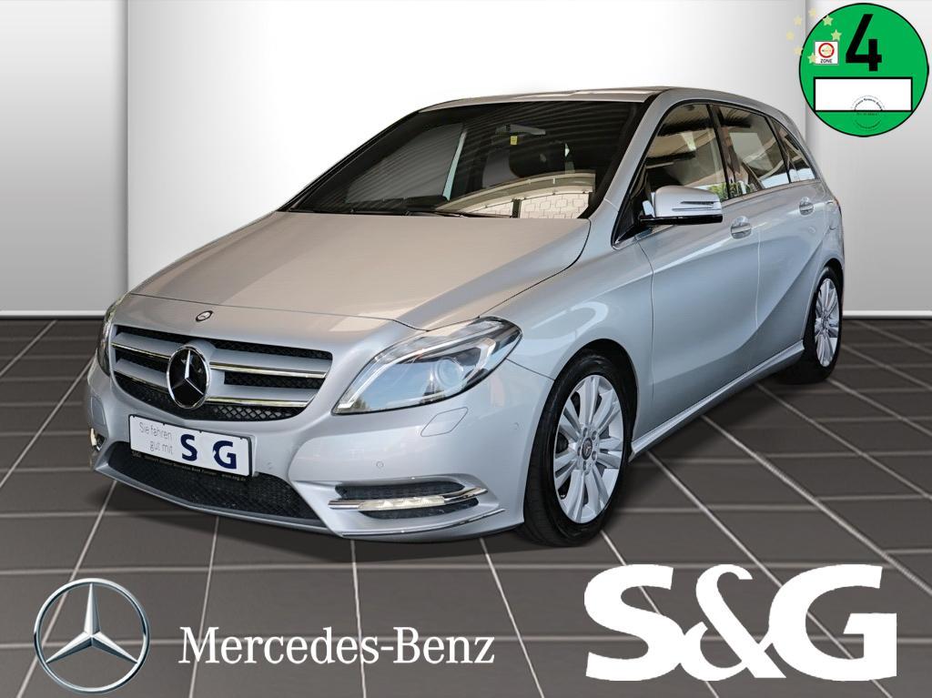 Mercedes-Benz B 200 Bi-Xenon/RüKam./AHK/Sitzhzg./Park-Pilot/, Jahr 2013, Benzin