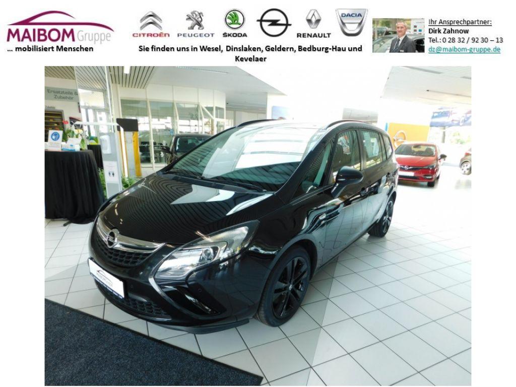Opel Zafira Tourer 1.6 ecoFlex, Jahr 2014, Benzin