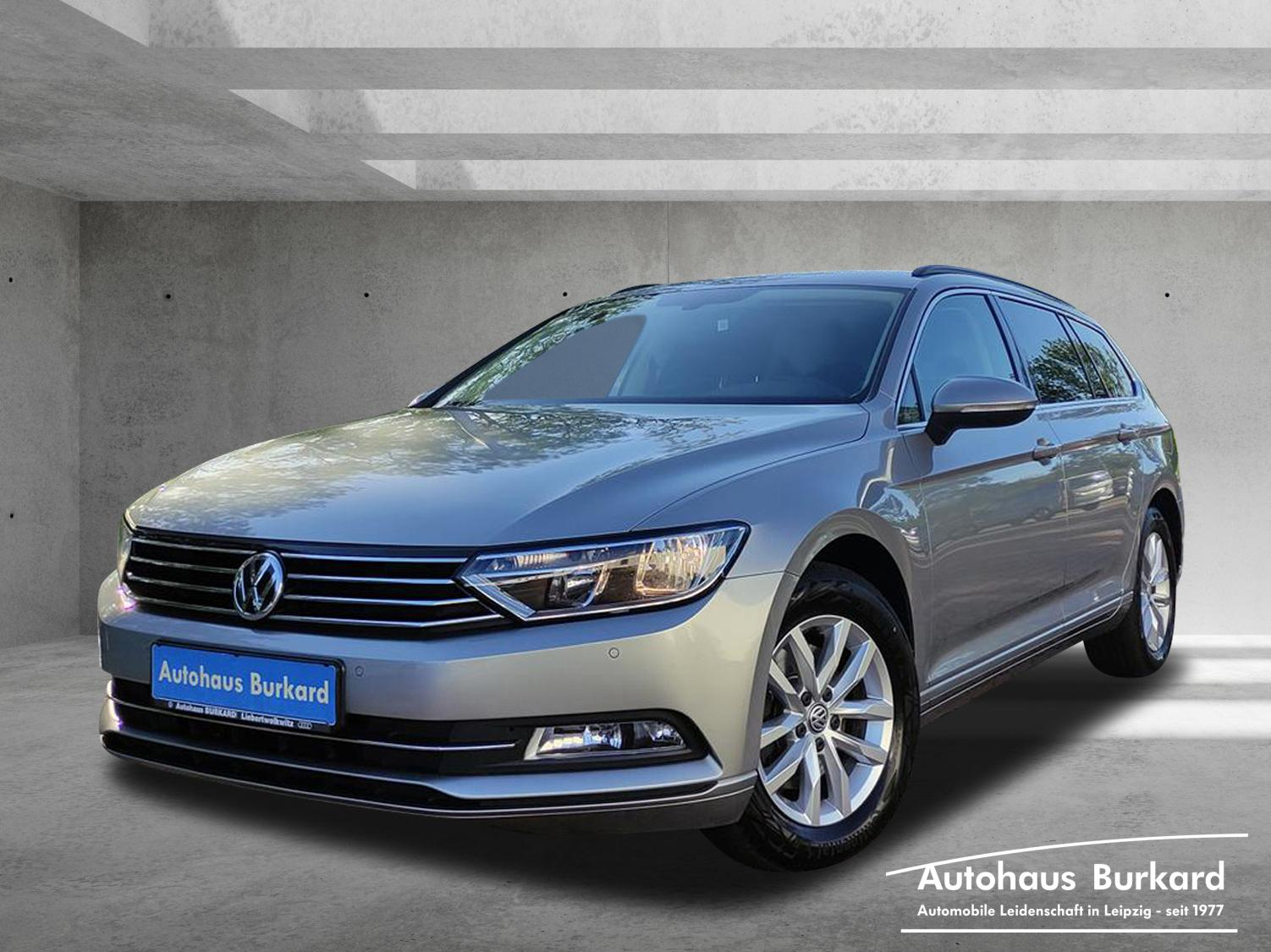 Volkswagen Passat Var. Comfortline 1.6 TDI+AHZV+Navi+PDC, Jahr 2016, Diesel