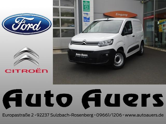 Citroën Berlingo 1.6 BlueHDi 100 FAP Worker M Stop&Start, Jahr 2019, Diesel