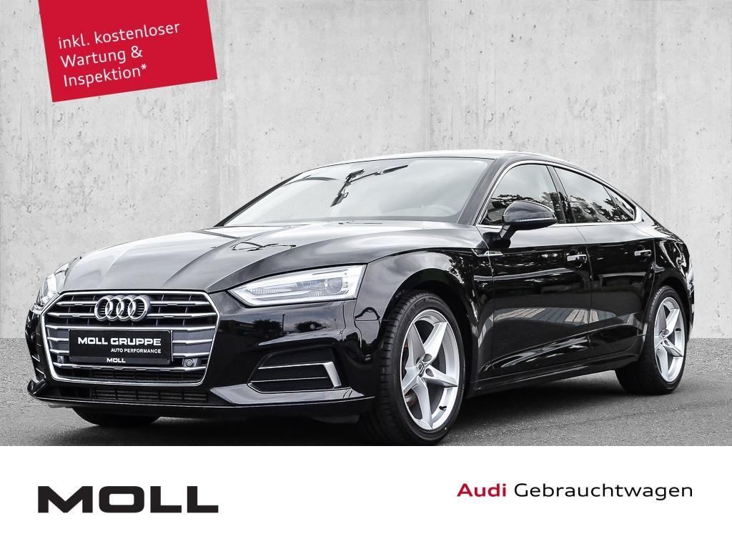 Audi A5 Sportback 2.0 TFSI sport PreSense Navi Kamera, Jahr 2018, Benzin
