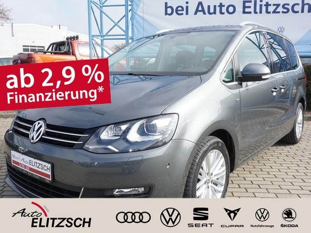 Volkswagen Sharan 2.0 TDI Navi Xenon AHK RFK, Jahr 2015, Diesel