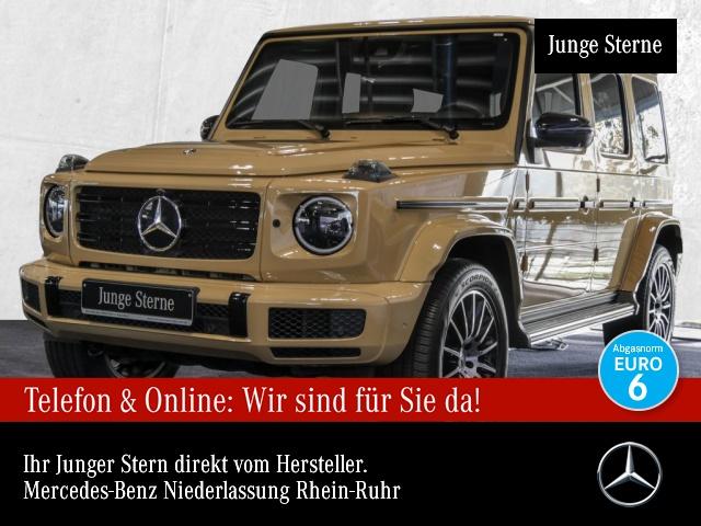 Mercedes-Benz G 500 AMG WideScreen Multibeam Burmester Distr. 9G, Jahr 2019, Benzin