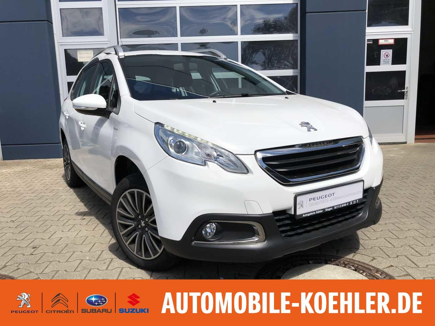 Peugeot 2008 PureTech 82 Active, Jahr 2016, Benzin