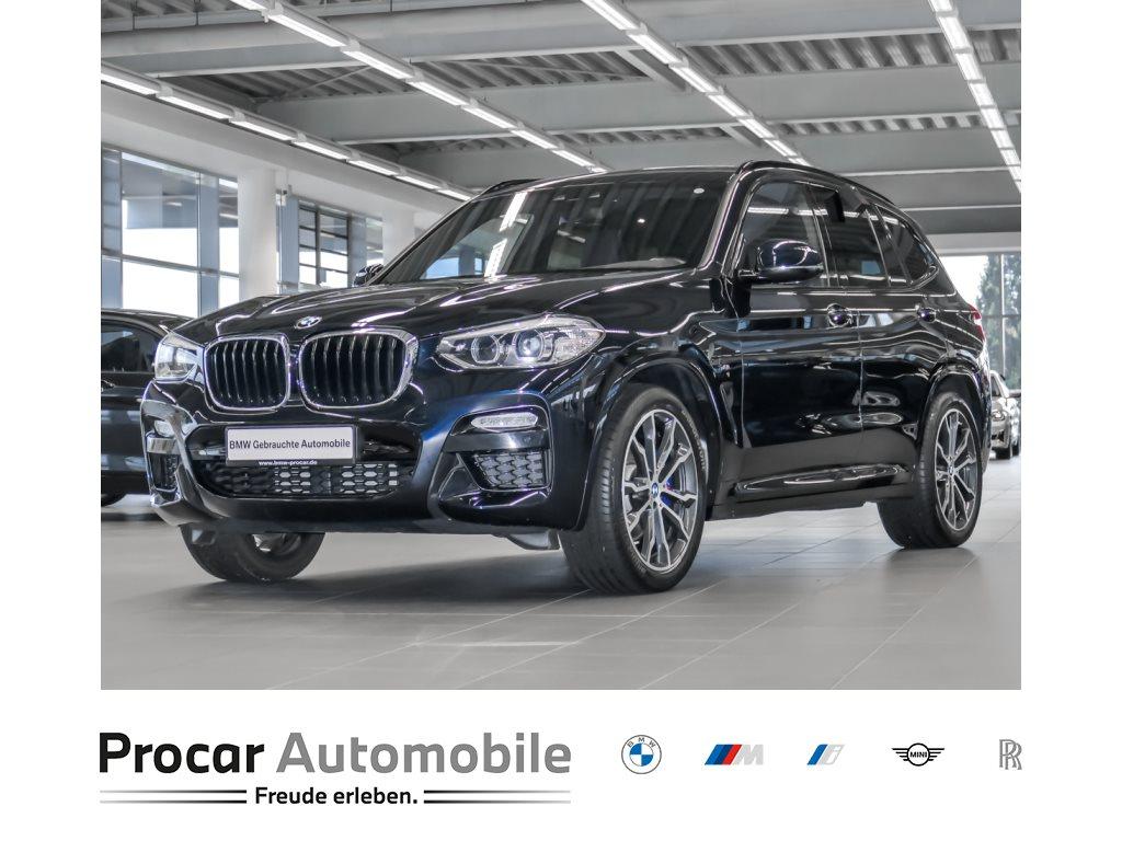 BMW X3 xDrive30d M Sport Navi Prof. Head-Up LED Pano, Jahr 2018, Diesel