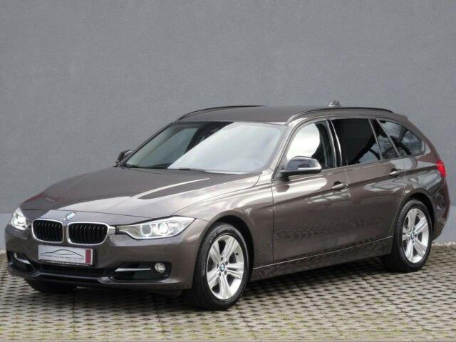 """BMW 320i Touring/ Xenon/Navi/SH/ AHK/17""""LMF, Jahr 2013, Benzin"""