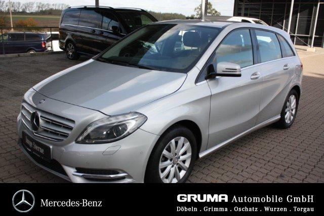Mercedes-Benz B 200 CDI BE AHZV+ILS XENON+MEMORY+TEMPOMAT+ DPF, Jahr 2013, diesel