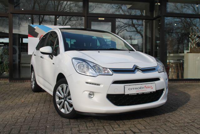 Citroën C3 Pure Tech 110 Exclusive *AHK/Panorama/Sitzhz*, Jahr 2015, Benzin