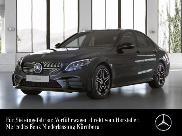 Mercedes-Benz C 220 d AMG+Night+LED+Sthzg+Kamera+Spur+Totw+9G, Jahr 2021, Diesel