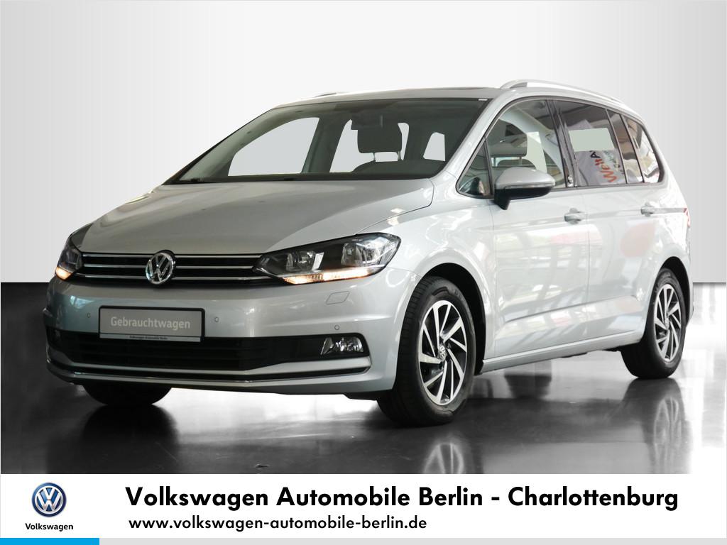 Volkswagen Touran 1.6 TDI Sound BMT, Jahr 2018, Diesel