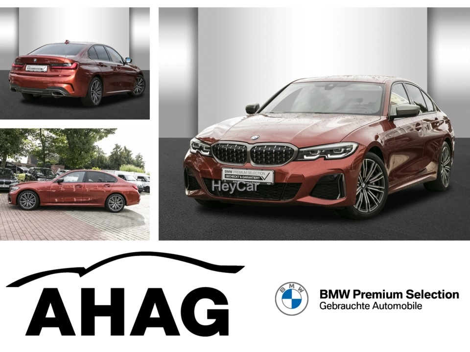 BMW M340d xDrive HUD Kamera LED-Schein., Jahr 2020, Diesel