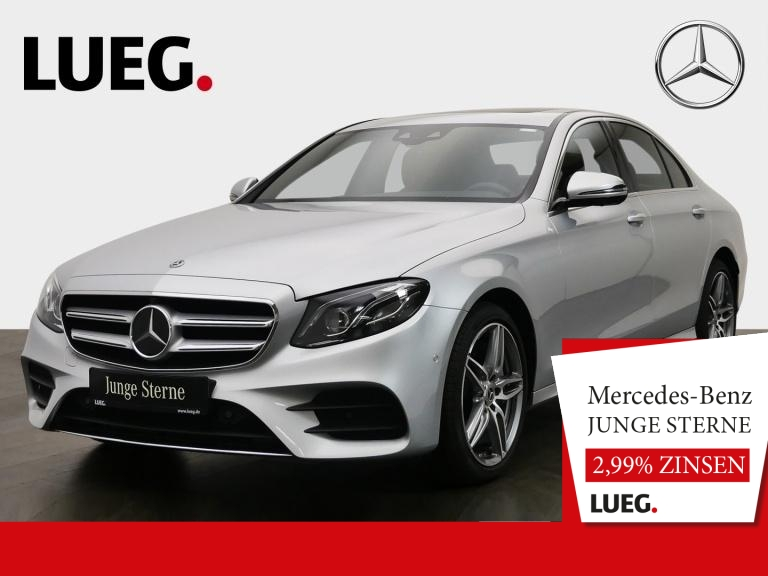 Mercedes-Benz E 450 4M AMG+Comand+Fahrassist.+360°+LED, Jahr 2019, Benzin
