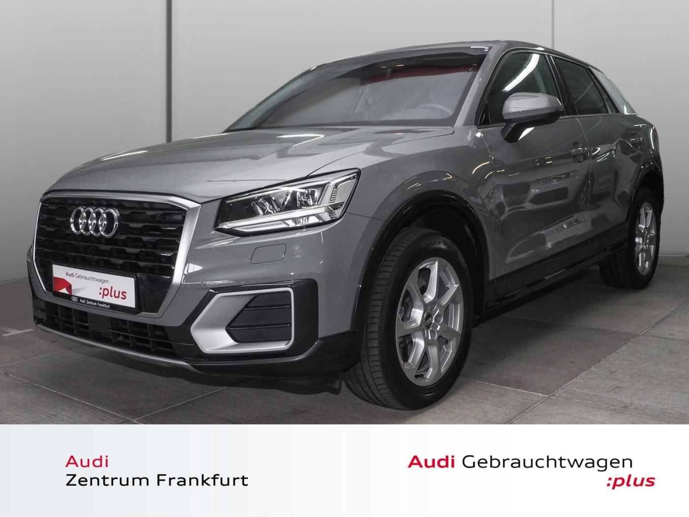 Audi Q2 1.4 TFSI sport LED Navi Sitzheizung PreSense, Jahr 2018, Benzin