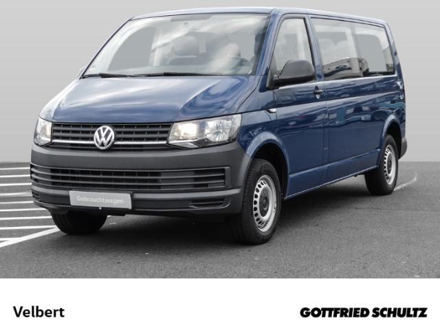 Volkswagen T6 Caravelle 2.0 TDI KLIMA AHK RADIO ZV TRENDLINE, Jahr 2019, Diesel