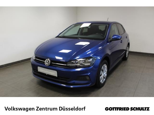 Volkswagen Polo Comfortline 1.0 TSI *FSE*PDC*, Jahr 2018, Benzin